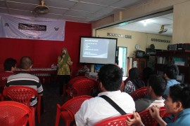 image Live In Pasar Kembang - SCORA CIMSA Universitas Gadjah Mada