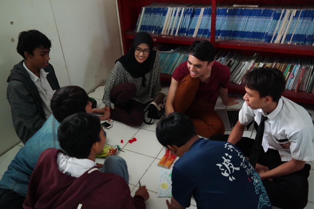 Secret (Sex Education for Street Children) - Best Activities Fair APRM 2016 Thailand