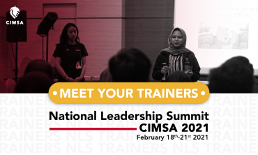 image Meet Your Trainers for National Leadership Summit 2021