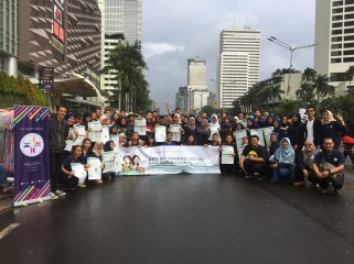Aksi Kolaborasi Sosial: Hari Gizi Nasional 2018 oleh AOMKI