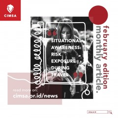 3RD CIMSA MONTHLY ARTICLE: FEBRUARY EDITION