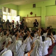 TRASHCARE - Community Development by SCORP CIMSA UNRI thumb