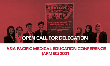 [Call for Delegation: APMEC 2021]