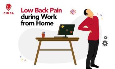 The Emergence of Low Back Pain during WFH in Times of The New Norm