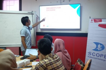 PRE DEPARTURE TRAINING - SCOPE CIMSA UNISSULA thumb
