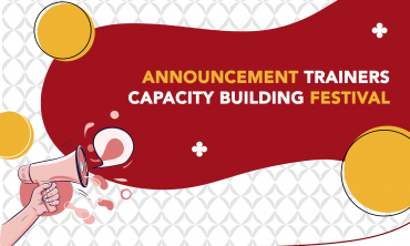 [ANNOUNCEMENT TRAINERS CAPACITY BUILDING FESTIVAL]