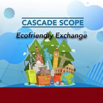image PODCAST CASCADE: ECOFRIENDLY EXCHANGE - SCOPE CIMSA UKDW